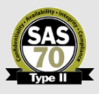 SAS70 Type II Compliant